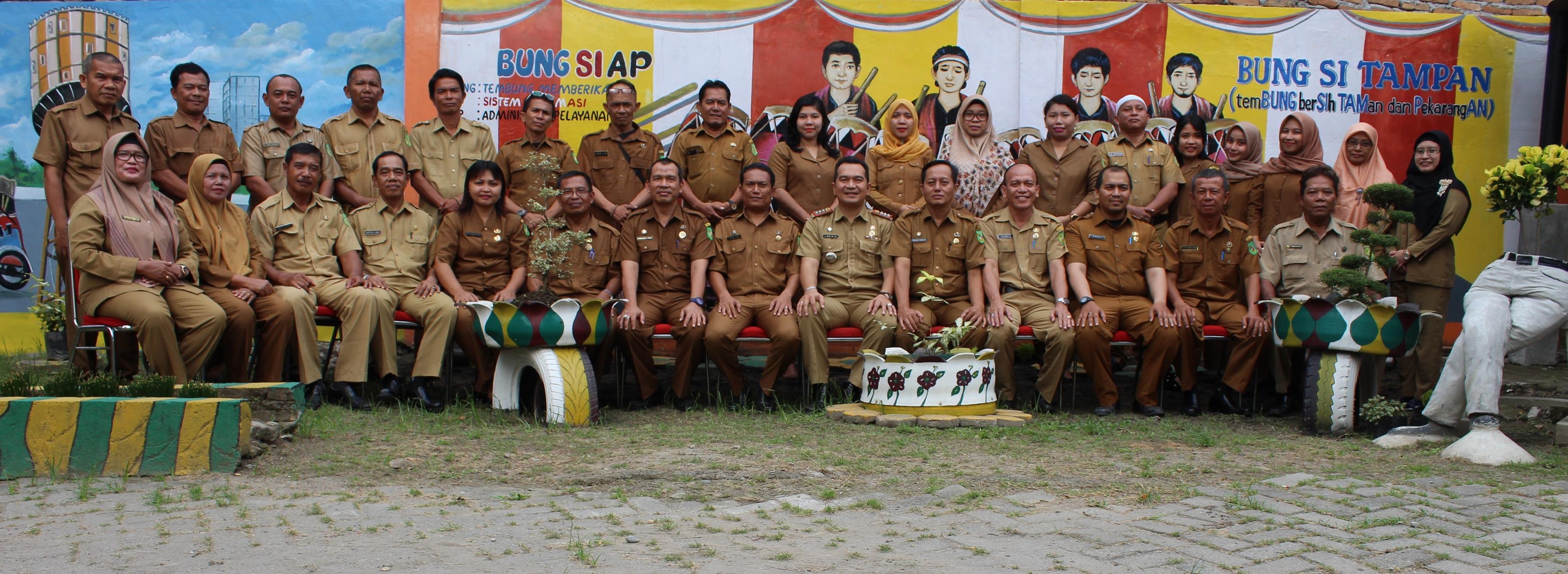 ASN dan Honorer Kecamatan Medan Tembung